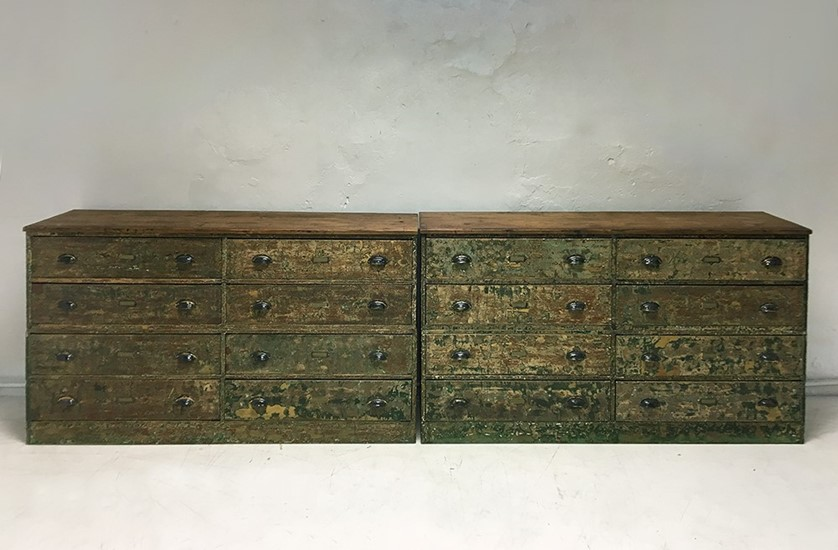 Chests of Drawers 1