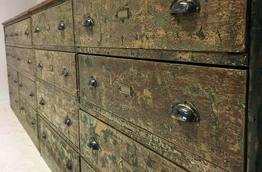 Chests of Drawers 3