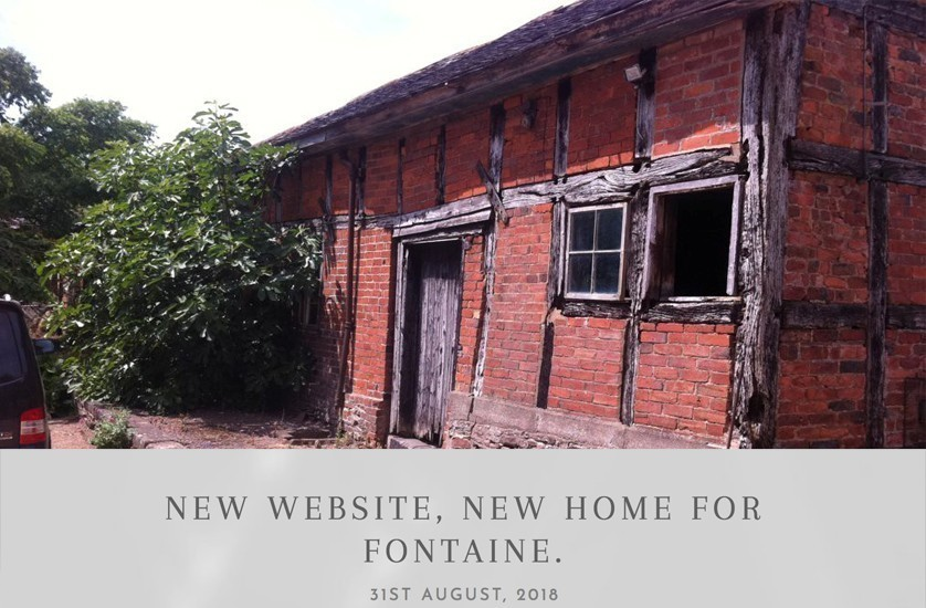 fontaine decorative new website