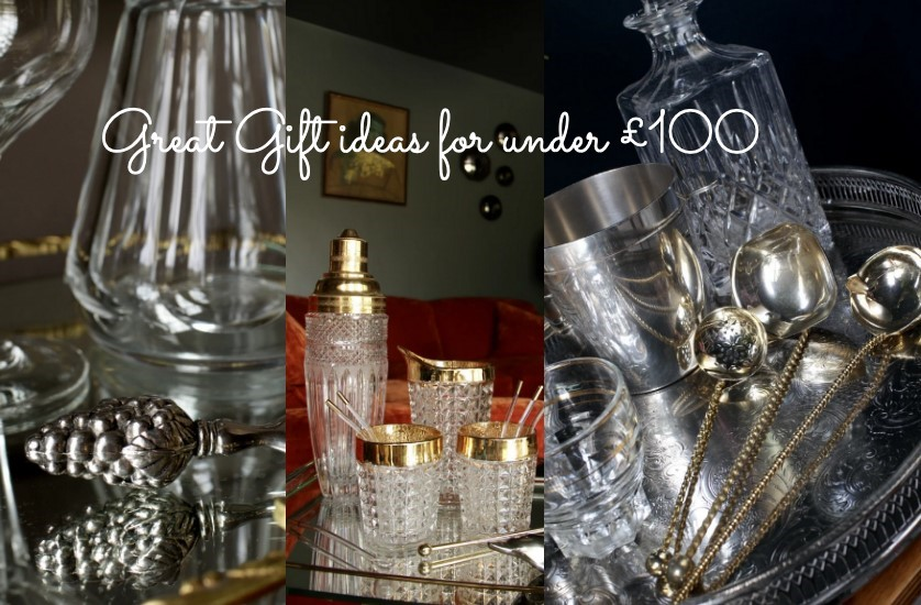 gift ideas for under £100