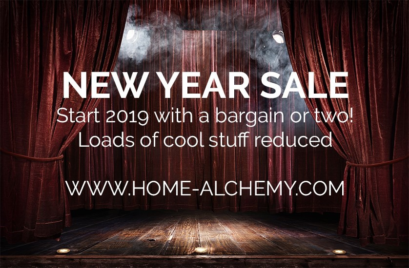 HOME ALCHEMY NEW YEAR SALE