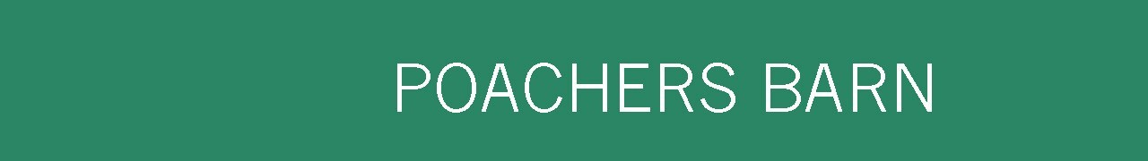 POACHERS BARN
