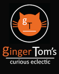 GINGER TOM'S CURIOUS ECLECTIC