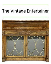 THE VINTAGE ENTERTAINER